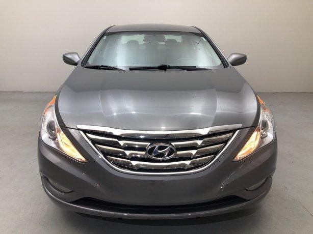 Used Hyundai Sonata for sale in Houston TX.  We Finance!