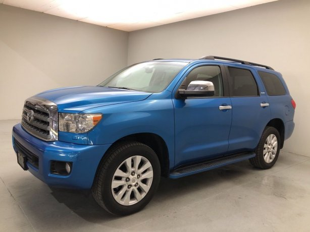 Used 2016 Toyota Sequoia for sale in Houston TX.  We Finance!