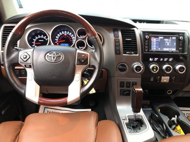 2016 Toyota Sequoia for sale near me