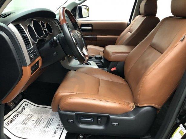 used 2016 Toyota Sequoia for sale Houston TX