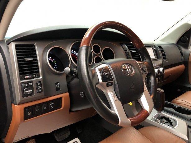 2016 Toyota Sequoia for sale Houston TX
