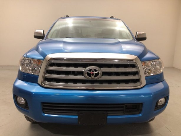Used Toyota Sequoia for sale in Houston TX.  We Finance!