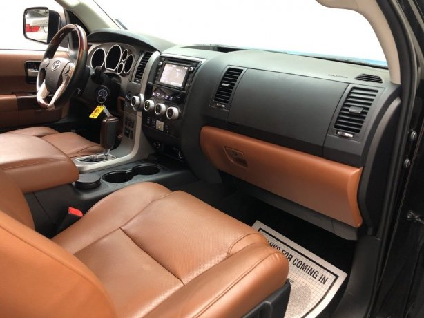 cheap used 2016 Toyota Sequoia for sale