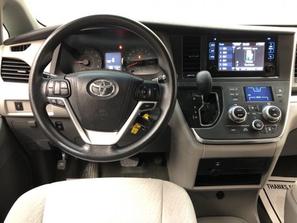 used 2016 Toyota Sienna for sale near me