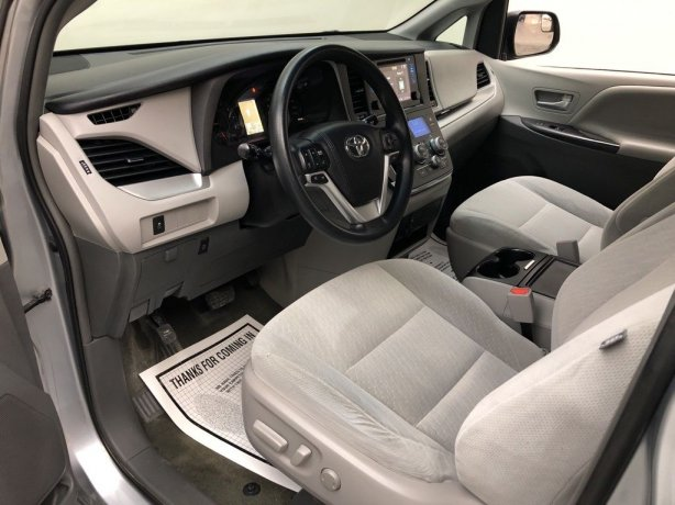 2016 Toyota Sienna for sale Houston TX