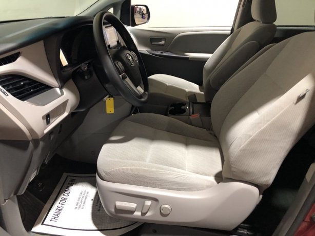 2017 Toyota Sienna for sale near me