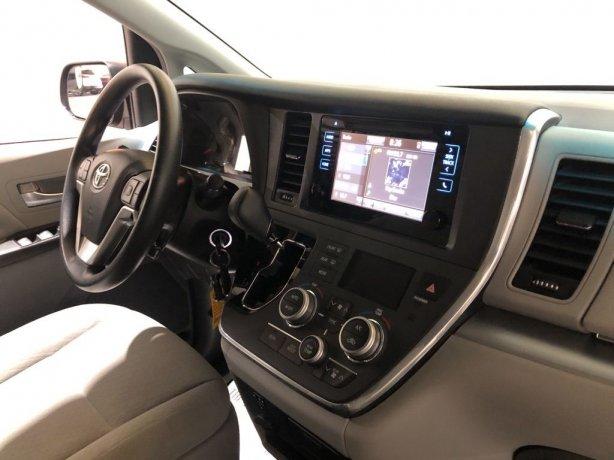 cheap Toyota Sienna for sale Houston TX