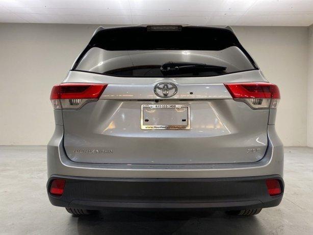2017 Toyota Highlander for sale