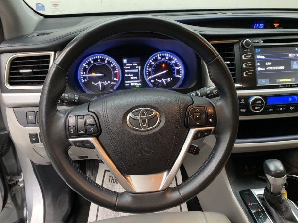 2017 Toyota Highlander for sale near me