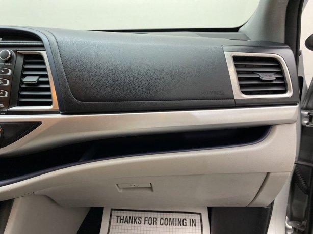 good used Toyota Highlander for sale