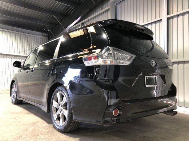 used Toyota Sienna for sale near me