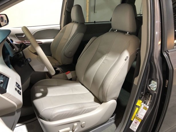 used 2011 Toyota Sienna for sale near me