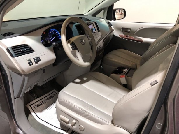 used 2011 Toyota Sienna for sale Houston TX