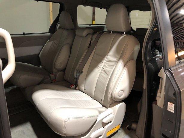 2011 Toyota Sienna for sale Houston TX
