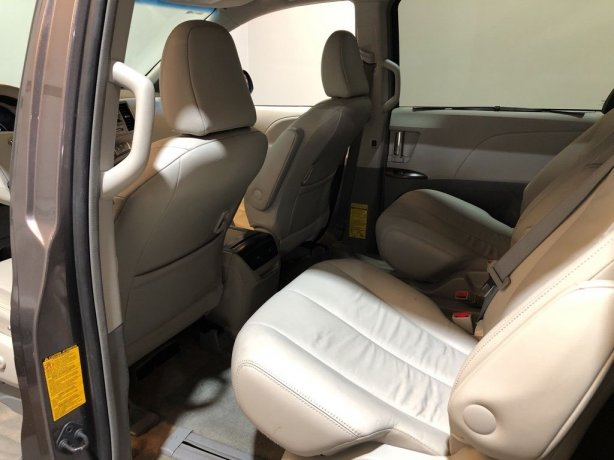 used 2012 Toyota Sienna for sale Houston TX