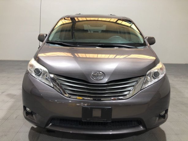 Used Toyota Sienna for sale in Houston TX.  We Finance!