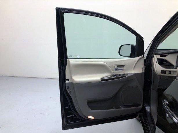 used 2015 Toyota Sienna