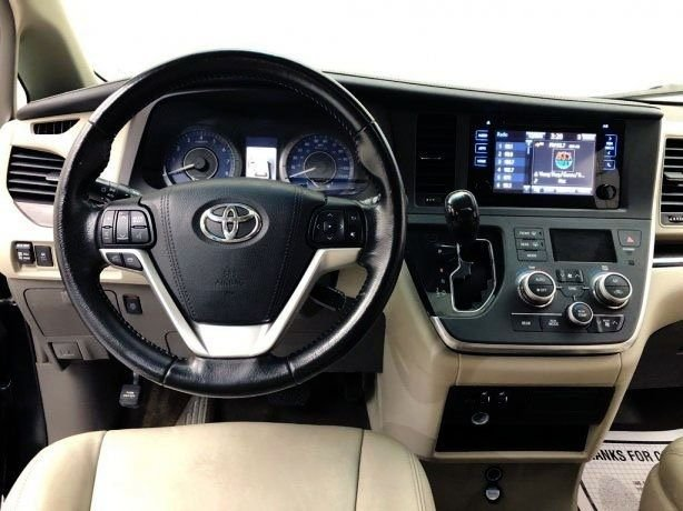 used 2015 Toyota Sienna for sale near me