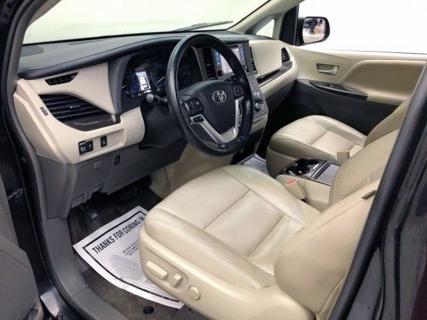 2015 Toyota Sienna for sale Houston TX