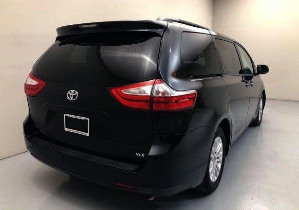 used Toyota Sienna