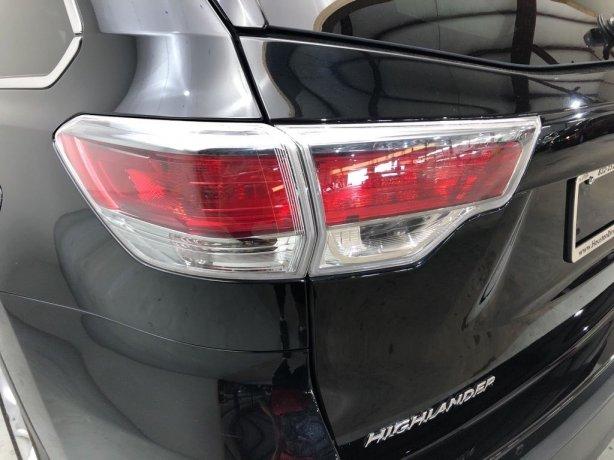 used 2015 Toyota Highlander for sale