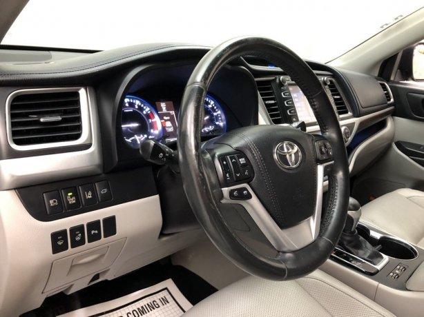 2015 Toyota Highlander for sale Houston TX