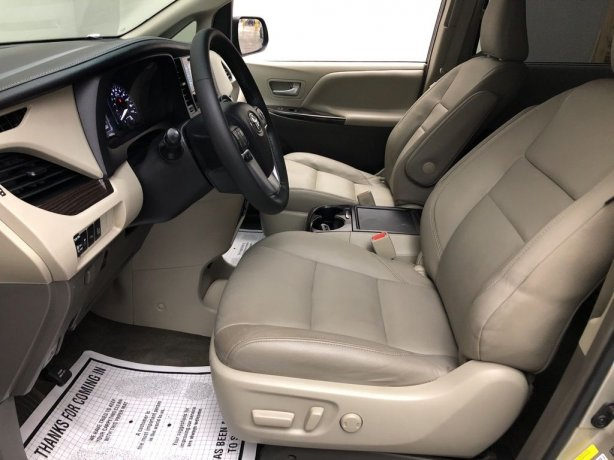 2017 Toyota Sienna for sale near me