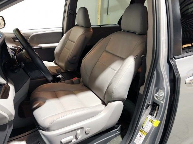 used 2017 Toyota Sienna for sale near me