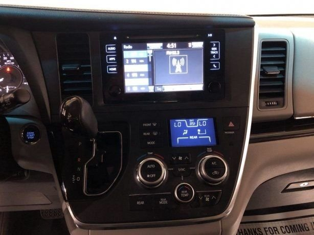 used Toyota Sienna for sale Houston TX