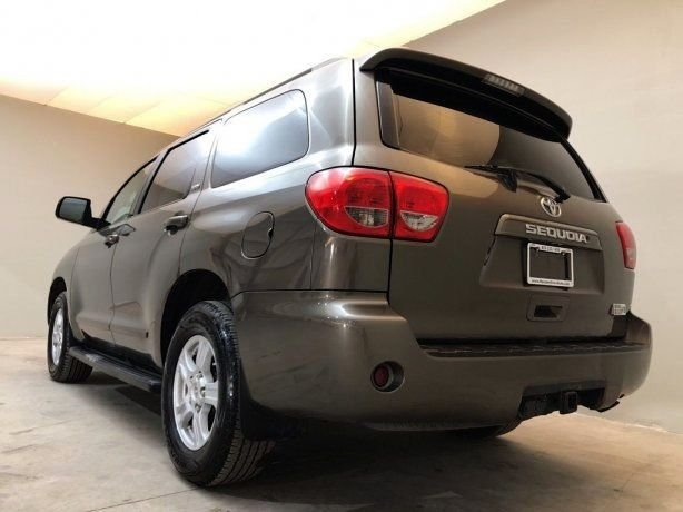 used Toyota Sequoia for sale near me