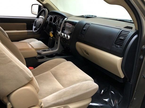 good used Toyota Sequoia for sale