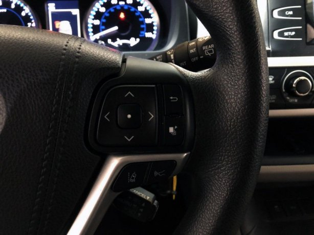 used Toyota Highlander for sale Houston TX