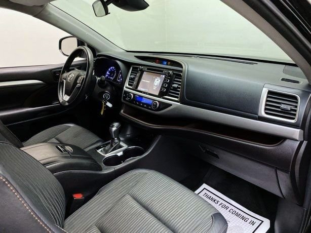 cheap used 2018 Toyota Highlander for sale