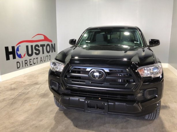Used 2018 Toyota Tacoma for sale in Houston TX.  We Finance!