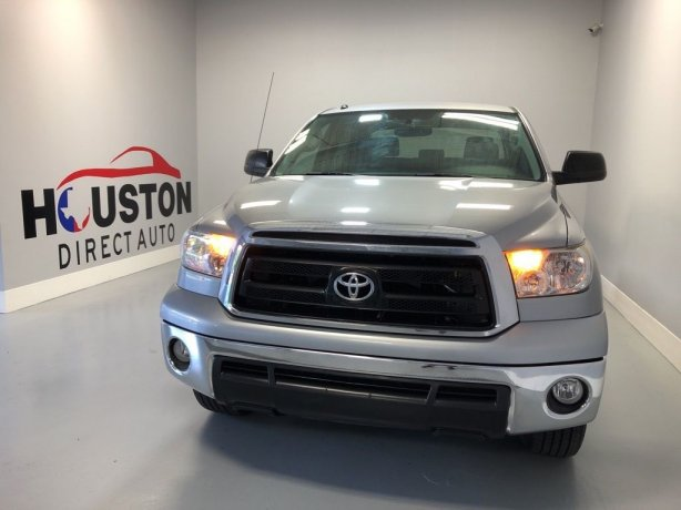 Used 2012 Toyota Tundra for sale in Houston TX.  We Finance!