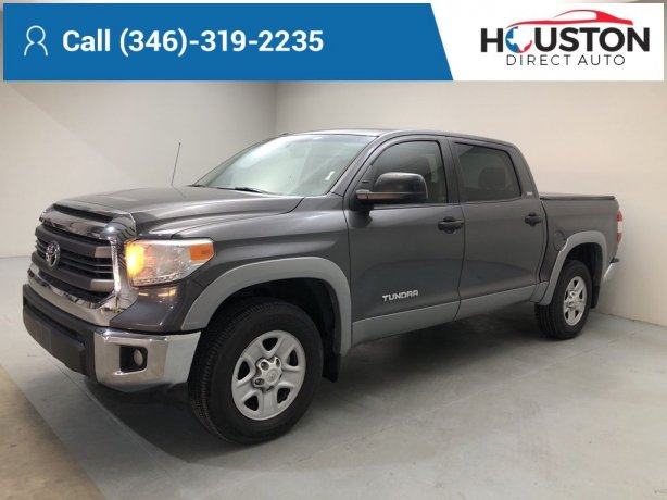 Used 2014 Toyota Tundra for sale in Houston TX.  We Finance!