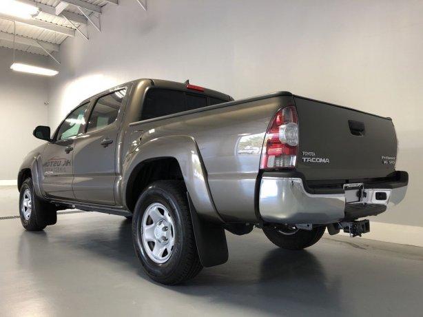 used Toyota Tacoma for sale near me