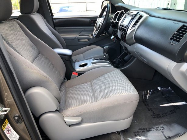 cheap used 2015 Toyota Tacoma for sale