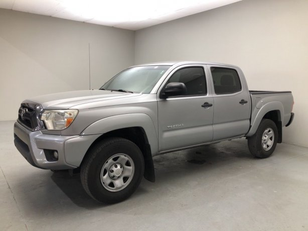 Used 2015 Toyota Tacoma for sale in Houston TX.  We Finance!