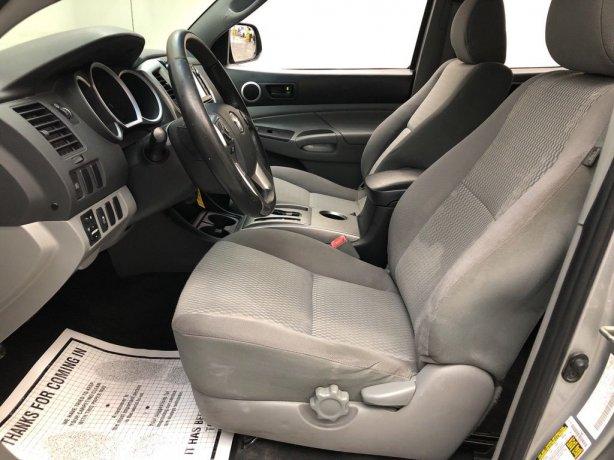 used 2015 Toyota Tacoma for sale Houston TX