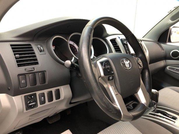 2015 Toyota Tacoma for sale Houston TX