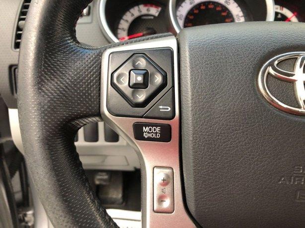 used Toyota Tacoma for sale Houston TX