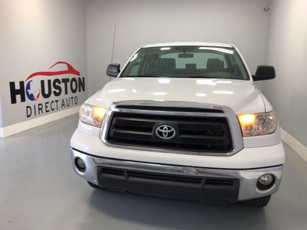 Used 2010 Toyota Tundra for sale in Houston TX.  We Finance!