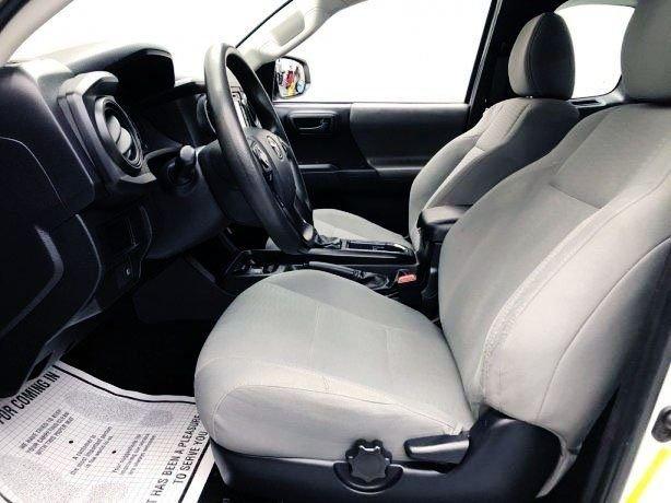 used 2018 Toyota Tacoma for sale Houston TX