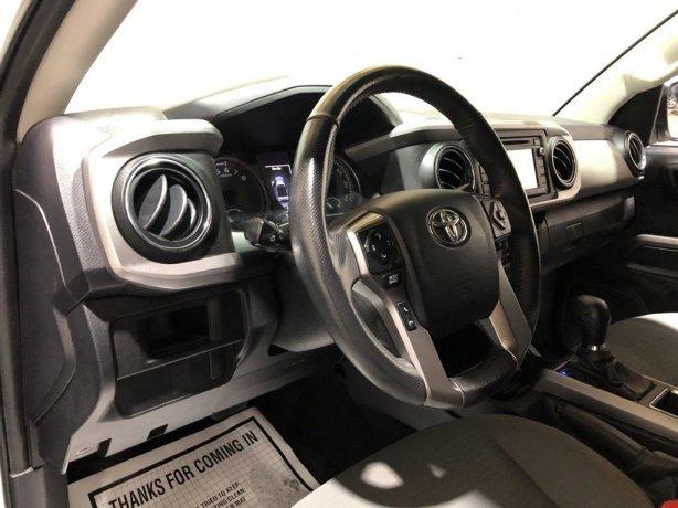 used 2017 Toyota Tacoma for sale Houston TX