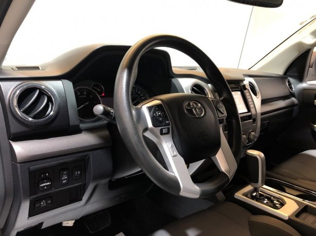 used 2017 Toyota Tundra for sale Houston TX