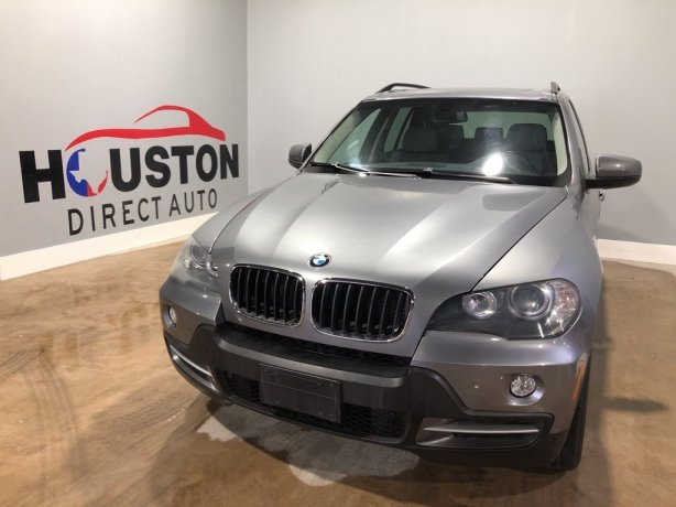 Used 2008 BMW X5 for sale in Houston TX.  We Finance!