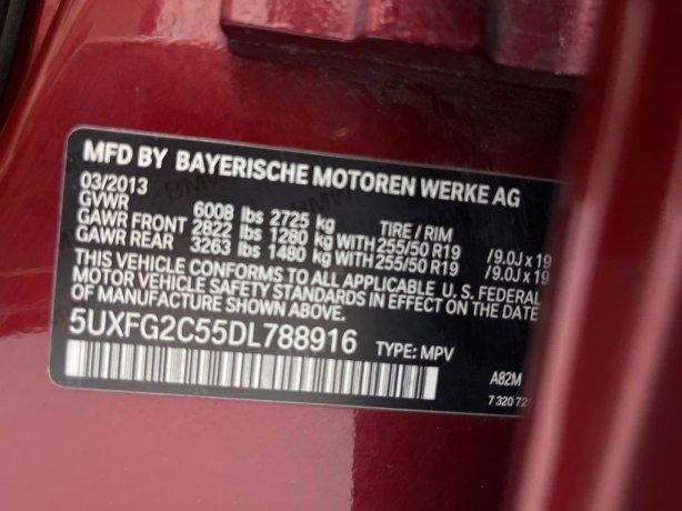 BMW X6 2013 near me