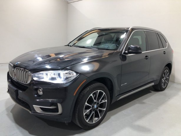 Used 2017 BMW X5 for sale in Houston TX.  We Finance!