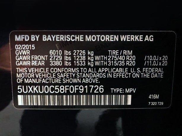 BMW X6 near me